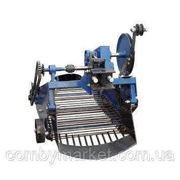 Картофелекопалка вибрационная транспортерная (КК11)
