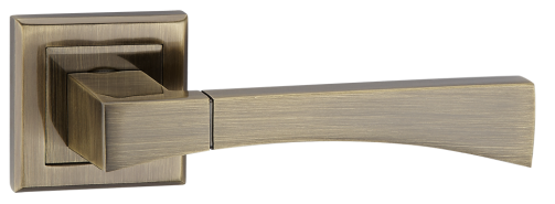 Ручки дверные USK Z-60068 AB старая бронза