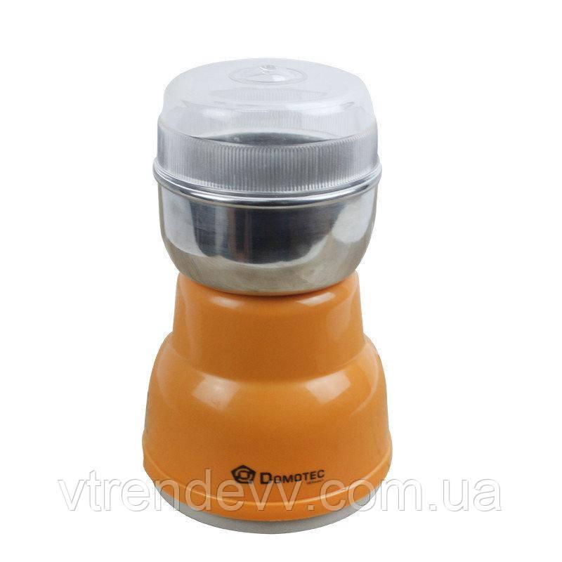Кофемолка ножевая Domotec MS-1406 150W