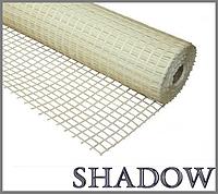 Штукатурная сетка 160 г/м2 5*5 мм. бежевая Shadow (Чехия)