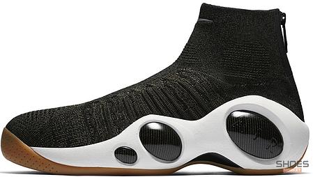 Мужские кроссовки Nike Flight Bonafide Black 917742-001, Найк Флайт Бонафайд, фото 2