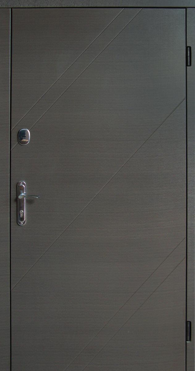 Уличные входные двери Редфорт Альфа ПВХ винорит (vinorit)