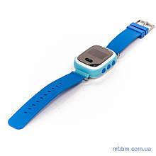 Детские смарт-часы с GPS трекером GW900 [Q60] blue