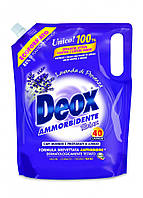 Кондиционер-ополаскиватель для белья 2 л Deox Ammorbidente Lavanda di Provenza 8002295036384
