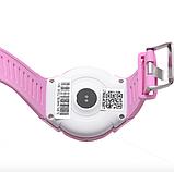 Дитячі Смарт годинник з GPS Q610 Blue (Smart Baby Watch) Розумні годинник, фото 3