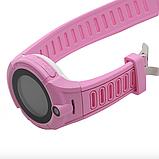 Дитячі Смарт годинник з GPS Q610 Blue (Smart Baby Watch) Розумні годинник, фото 6