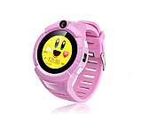 Дитячі Смарт годинник з GPS Q610 Blue (Smart Baby Watch) Розумні годинник, фото 8