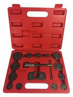 Приспособление для утапливания поршня тормозного цилиндра 13 передметов 1-B1014