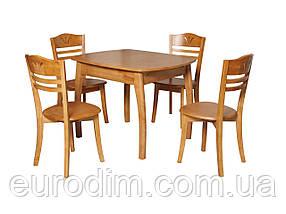 Стол обеденный WT-35  ольха, фото 2