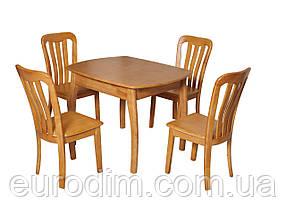 Стол обеденный WT-35  ольха, фото 3