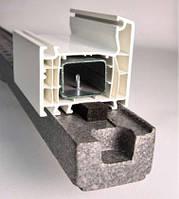 Подставочный профиль 56x33x1000 мм материал - Neopor® by BASF