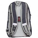 """Рюкзак """"SAFARI"""" 2 відділення, 46*31*22 см , 19-137L-2, фото 2"""