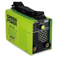 Сварочный аппарат GREEN POWER GPI-250