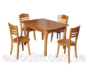 Стол обеденный WT-40 ольха, фото 3