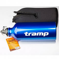 Пляшка в неопреновому чохлі Tramp 0,6 л. Фляга туристическая.