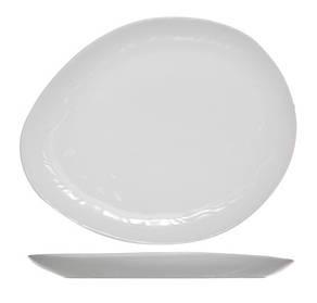 Тарелка мелкая овальная - 20 х 16 см (Cosy&Trendy) Christy