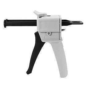 Пістолет - диспенсер для зліпочної маси 1:1 та 2:1