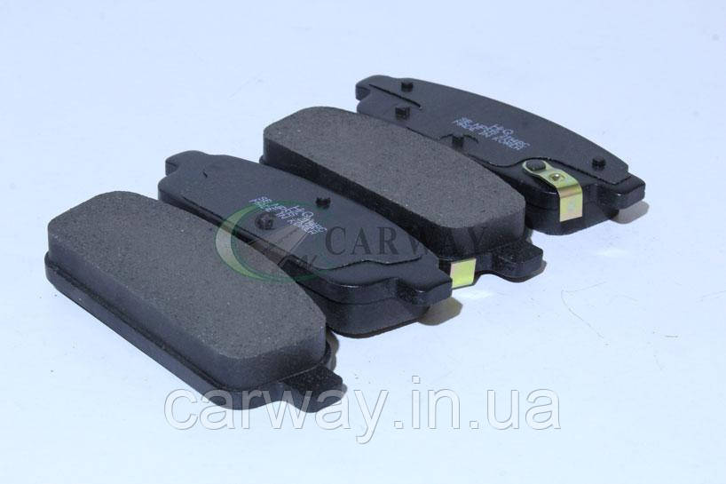 Колодки задние тормозные Cruze 09- SP1363 HI-Q Sangsin