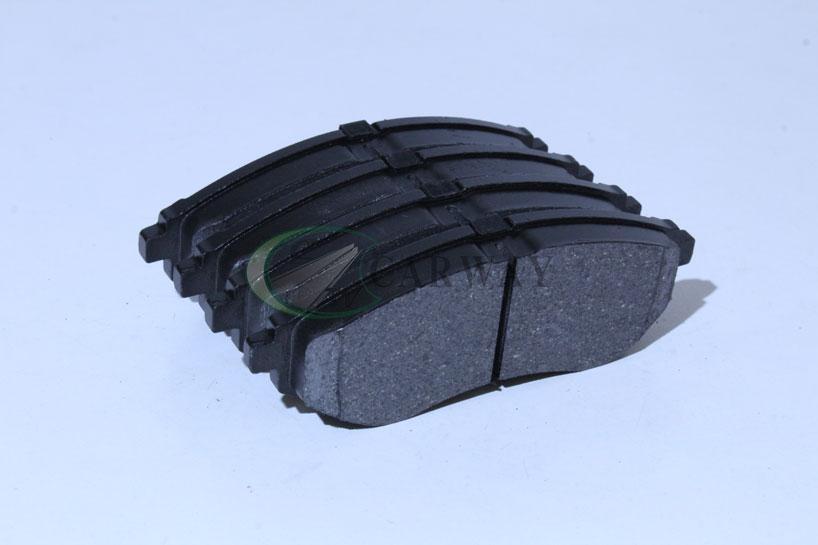 Колодки передние тормозные Aveo KPF - 1008 KONNER