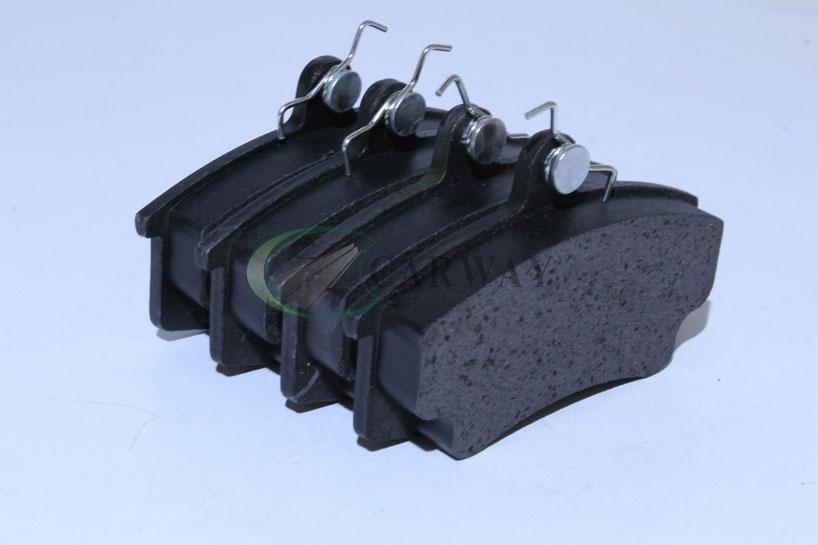 Колодки передние тормозные ВАЗ 2108-09, 1117-19, 2170-72 ДВВ 221 00 DBB group