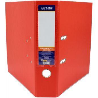 Папка реєстратор А4 LUX 50 мм помаранчева E39722*-06