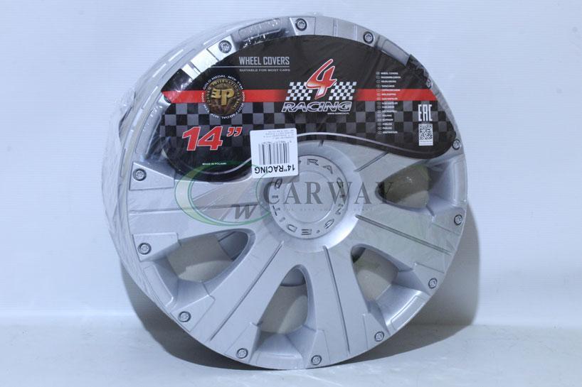 Автомобильные Колпаки (4шт) R14 Racing Argo