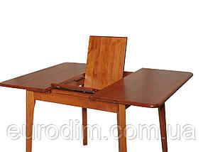 Стол обеденный EXT 3232  орех античный, фото 3