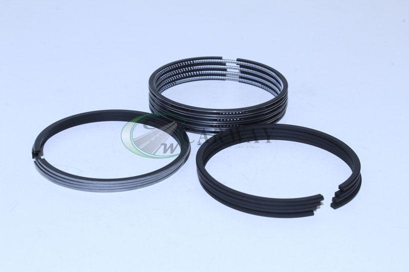 Кільця поршневі ВАЗ (79,8 хром) 44-2803-080 AMP
