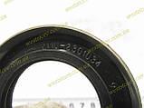 Сальник полуоси Ваз 2110,2108-2115 (35х57х9) БРТ правый черный, фото 4
