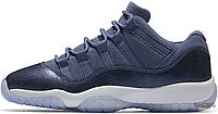 Женские кроссовки Nike Air Jordan Low Blue Moon 580521408, Найк Аир Джордан