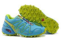 Кроссовки женские Salomon Speedcross 3 . salomon speedcross 3, salomon кроссовки