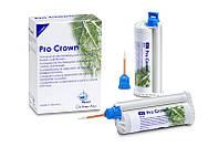 Про Краун (Pro Crown) А2, А3. материал для временных коронок и мостов , 50 мл./ 75 г.   WP Dental