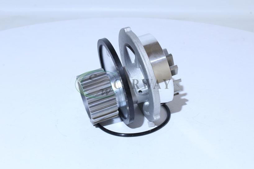 Насос водяной (помпа) Lanos 1.6 16V, Nexia 1.5-1.6 DOHC LWP 0549 ЛУЗАР