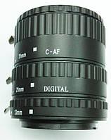 Пластиковые макрокольца для Nikon