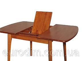 Стол обеденный 3236 H4 орех античный, фото 3
