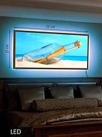 LED Картина, Морская почта