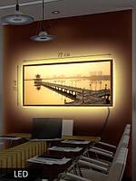 LED Картина, Восточный помост