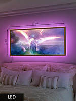 LED Картина, Пегасы