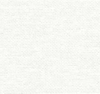 Тканина Zweigart (Floba) Флоба 18 ct - біла