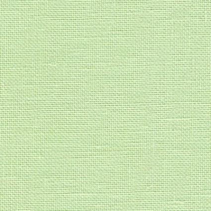 Тканина Zweigart (Belfast) Белфаст 32 ct - блідий зелений