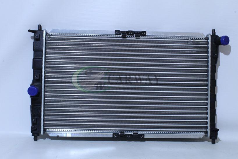 Радіатор охолодження Lanos з кондиціонером BR96182261 Weber