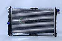 Радіатор охолодження Lanos з кондиціонером BR96182261 Weber, фото 1