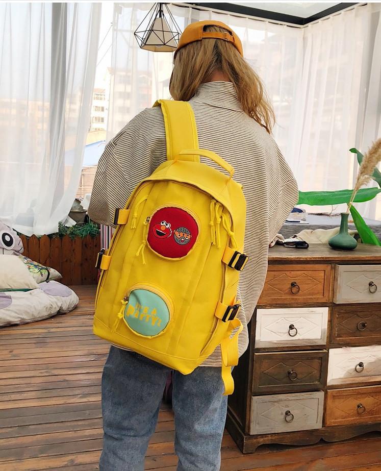 Молодежный городской рюкзак спортивный рюкзак
