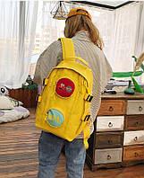 Молодіжний міський рюкзак спортивний рюкзак, фото 1