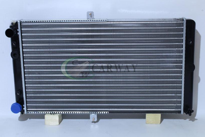 Радиатор охлаждения ВАЗ 2110-12 карбюратор+инжектор 2112-1301012 Прамо