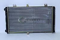 Радиатор охлаждения ВАЗ 2170 2171 2172 Приора 2170-1301012 AT, фото 1