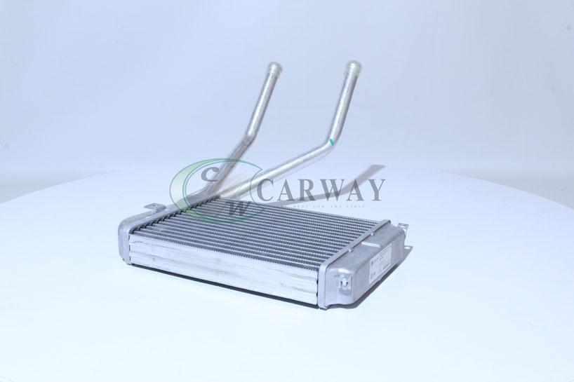 Радіатор пічки Nexia 08 - тонкий алюмінієвий (паяний) LRh 0582 ЛУЗАР