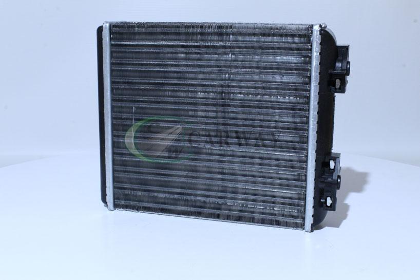 Радиатор печки ВАЗ 2105,07 алюминиевый LRh 0106 ЛУЗАР