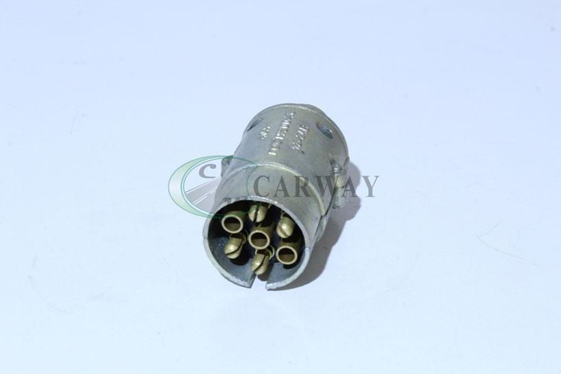 """Роз'єм фаркопу (тато) метал """"Сутиски"""" ПС300А3-150"""