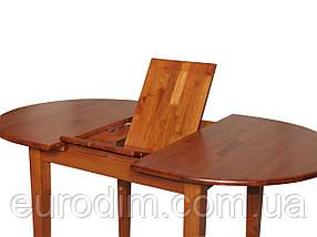 Стол обеденный EXT 3242 W4  орех античный, фото 2